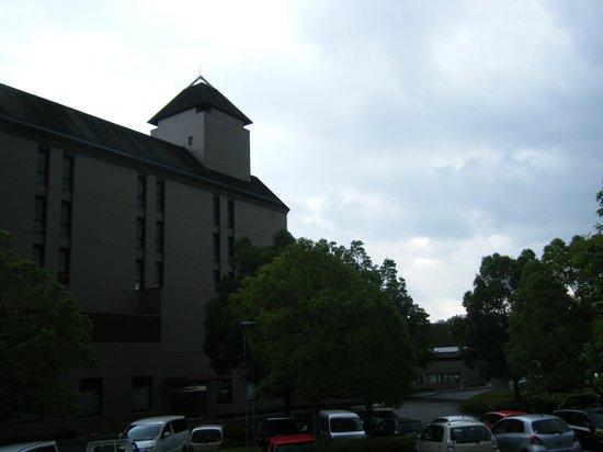Hotel Foresta : 外観