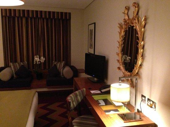 Fitzwilliam Hotel Dublin: Habitación Estándar