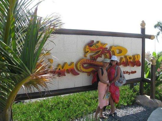 Siam Park: con mi principe