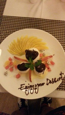 Famiana Resort & Spa: Вкусно