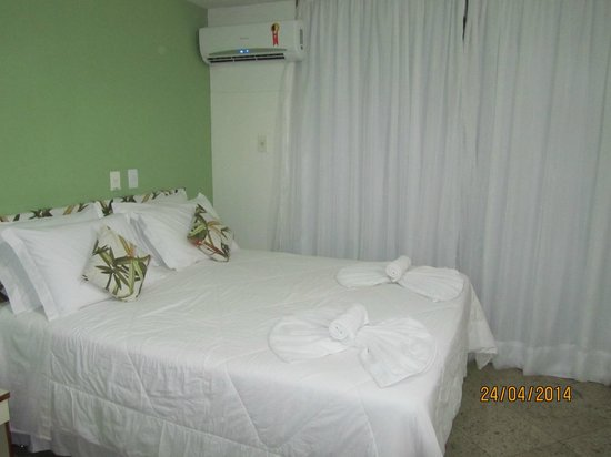 Hotel Pousada Experience Joao Fernandes : Habitacion