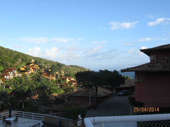 Hotel Pousada Experience Joao Fernandes: Vista desde la habitacion