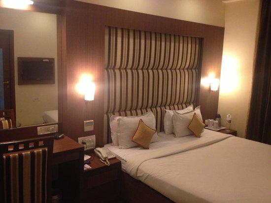 Pristine Residency Hotel: Delux room