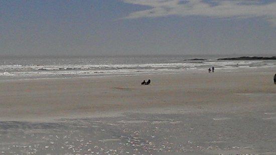 Ogunquit Beach : Unspoiled Beach on Atlantic Ocean