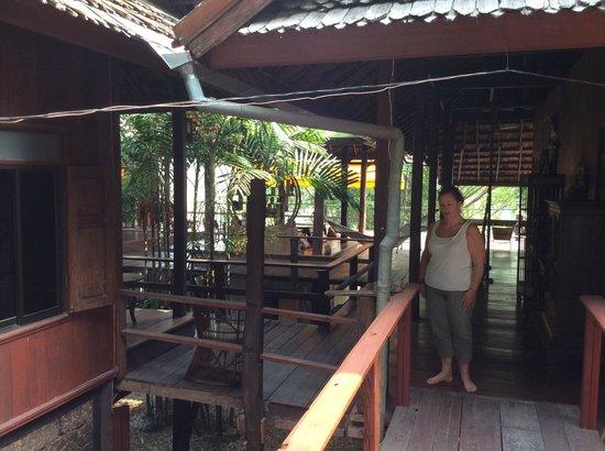 Tonnam Homestay: la maison traditionnelle Thai