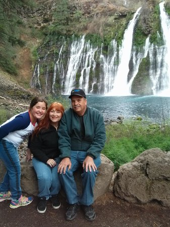 McArthur-Burney Falls Memorial State Park : great family fun