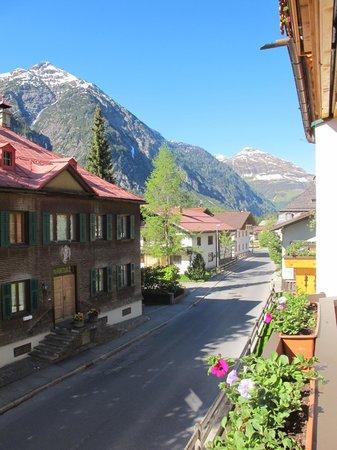 Ferienschlössl Harmonie: View from the balcony
