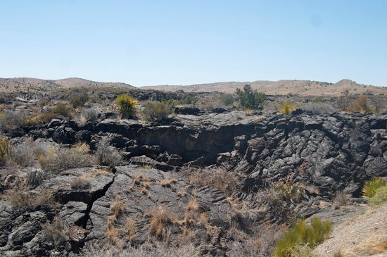 Valley of Fires Recreation Area: One view