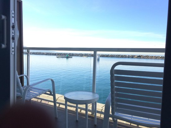 The Portofino Hotel & Marina, A Noble House Hotel: Vista....