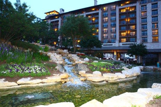 JW Marriott San Antonio Hill Country Resort & Spa : hotel