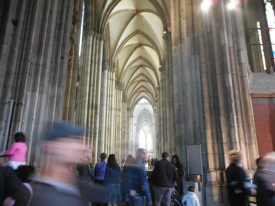 Kölner Dom: Inside