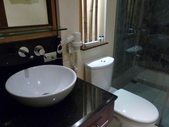 Le Soleil de Boracay: バスルーム