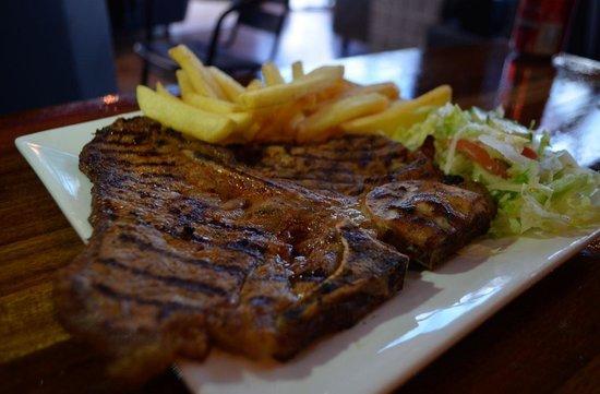 Flamin' Steak Grill