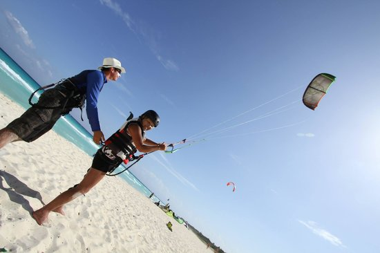 PDC Kiteboarding School and Water Sports Center: Day 2