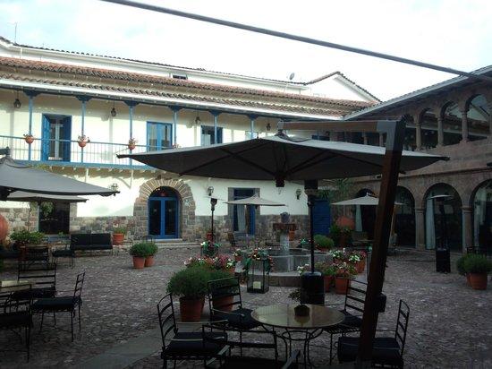 Palacio del Inka, a Luxury Collection Hotel: 中庭