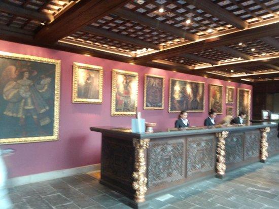 Palacio del Inka, a Luxury Collection Hotel: ロビー