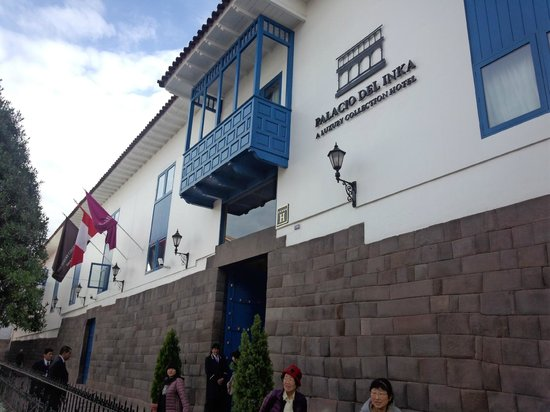 Palacio del Inka, a Luxury Collection Hotel: 外観