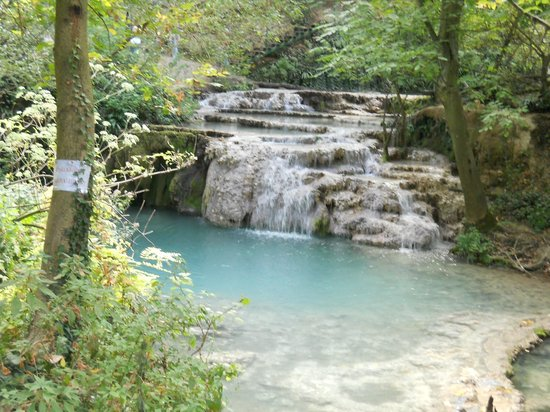 Maarata Waterfall - Krushuna: Beginning of the climbing - how beautiful can it get more