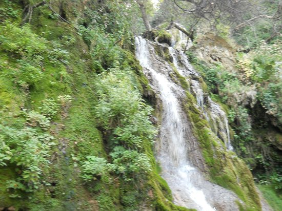 Maarata Waterfall - Krushuna: A small part of the waterfall