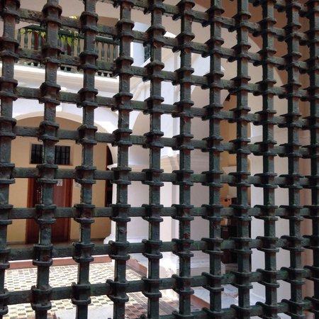 Museo Historico de Cartagena de Indias : Pátio interno