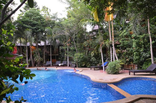 Phu Pha Ao Nang Resort and Spa : piscine