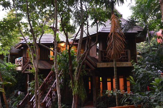 Phu Pha Ao Nang Resort and Spa : bungalow