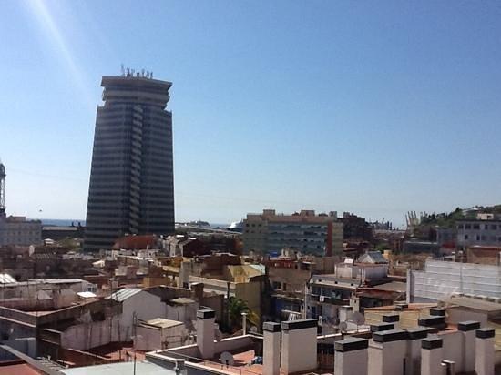 Hotel Gaudi: Barcelona rooftops