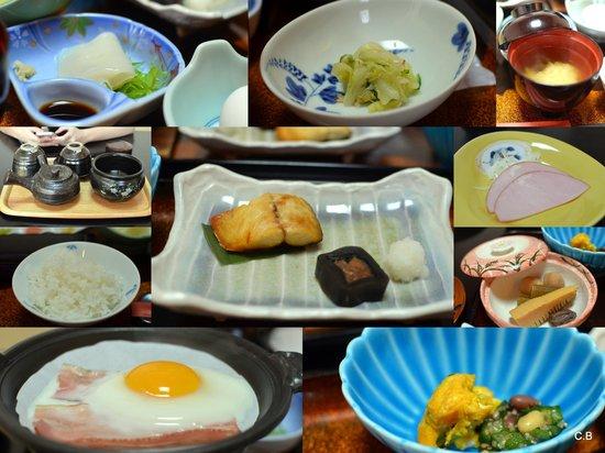 Kashotei HANAYA: Kaiseki Set Breakfast