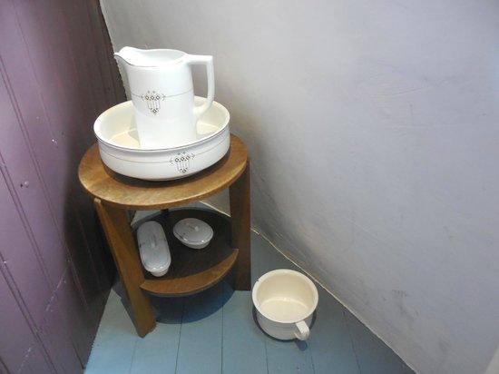 Réseau de moulins de Kinderdijk-Elshout : Bathroom