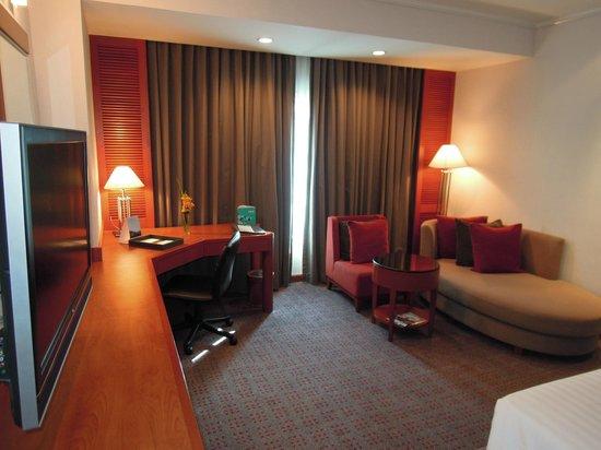 Amari Watergate Bangkok: Nice room