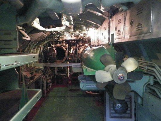 Intrepid Sea, Air & Space Museum : USS Growler
