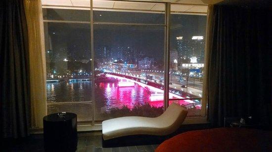 Guangdong Nanmei Osotto Hotel Haizhu: Not bad at all!