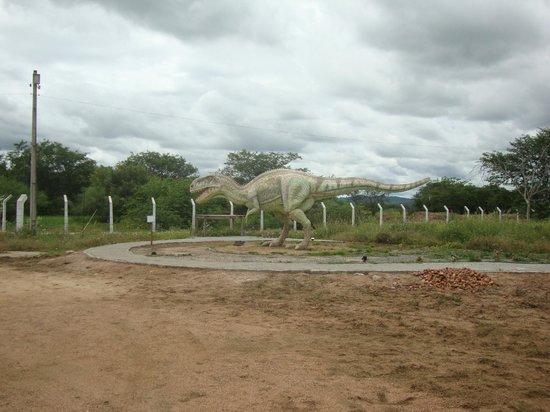 Vale dos Dinossauros, Sousa, Paraíba, Brasil