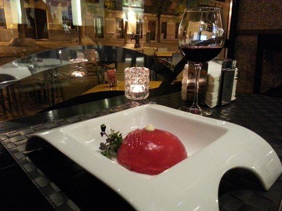 D'Fabula: Wife's main course, Uniquely prepared cod