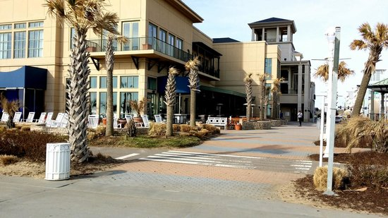 Hilton Virginia Beach Oceanfront: Hotel