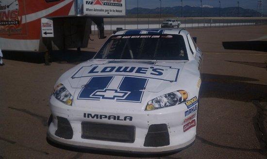 Rusty Wallace Racing Experience NASCAR - PPIR