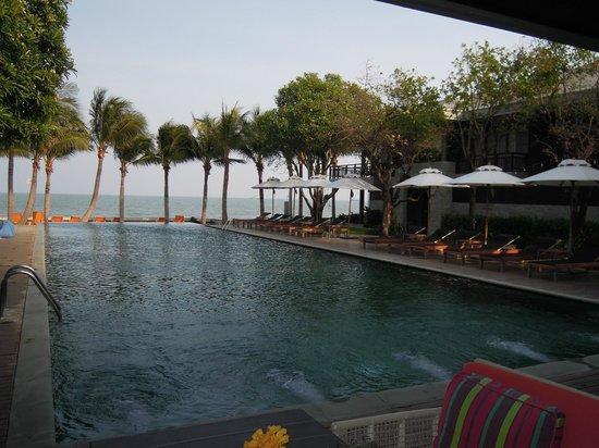 Rest Detail Hotel Hua Hin: Pool