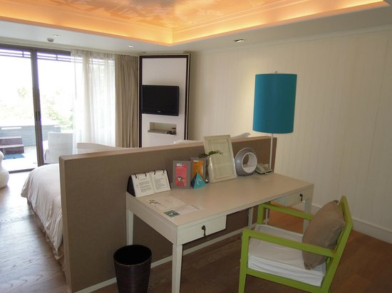 Rest Detail Hotel Hua Hin: Work Desk