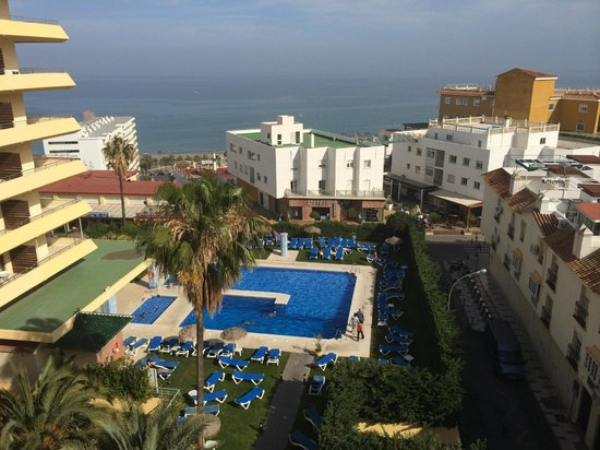 Gran Cervantes by Blue Sea: view from room