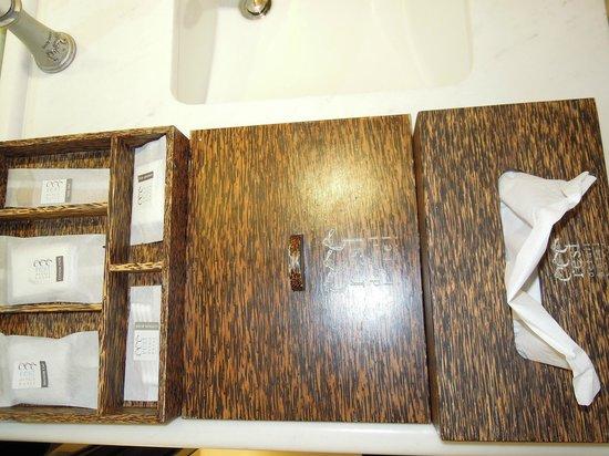 Rest Detail Hotel Hua Hin: Toiletries
