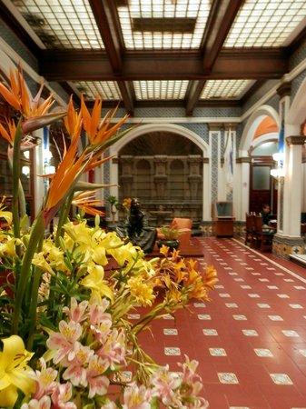 Best Western Hotel Majestic: Lobby