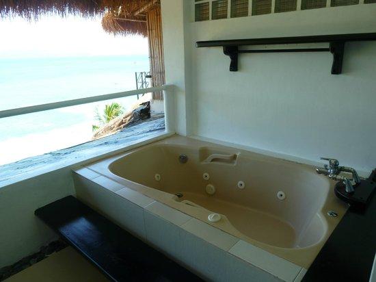 Nami Resort: バルコニー