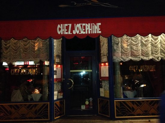 Chez Josephine: French Cabaret Restaurant