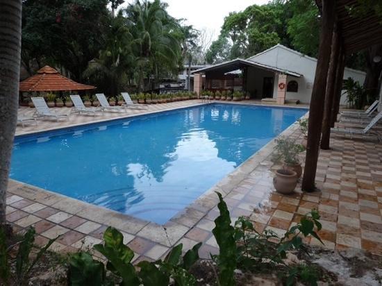 Hotel & Bungalows Mayaland: main pool