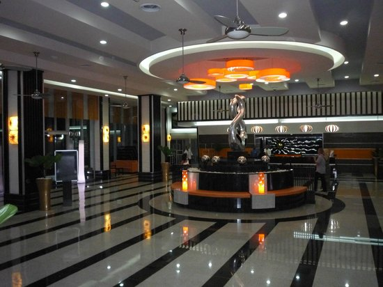 Hotel Riu Palace Jamaica : Lobby