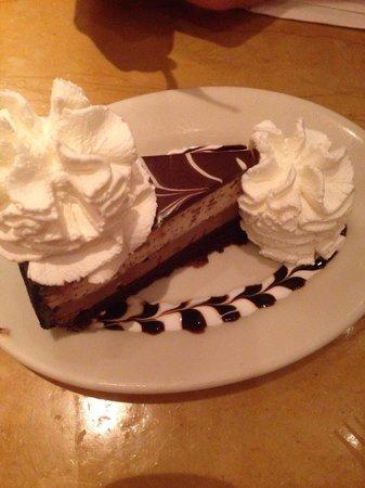 The Cheesecake Factory : Cheesecake - tuxedo I think x