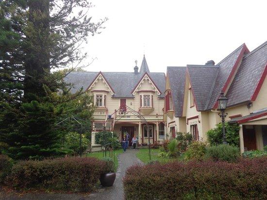 Warwick House