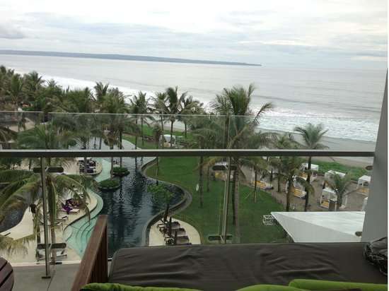 W Retreat & Spa Bali - Seminyak: View from our room