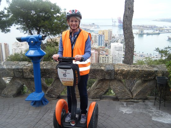 Segway Malaga Tours: An expert in no time