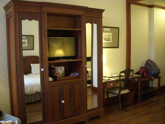 Settha Palace Hotel : 部屋01